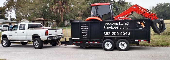 About Reeves Land Services